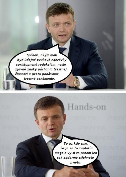 Jaroslav sa hnevá