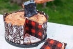 Hipsterská torta